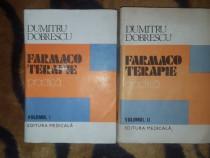 Farmacoterapie practica 2 volume - Dumitru Dobrescu