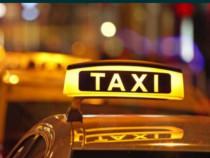 Firmã SRL cu licentã taxi si masinã