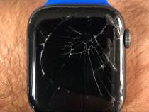 Apple Watch 4 44mm (sticla sparta)