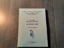 Al 5 lea simpozion national de acupunctura 1986