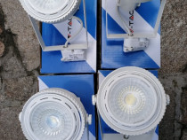 Spoturi V-tac Led VT7116 cu sina pentru spatii comerciale