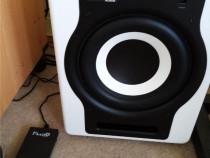 Subwoofer de Studio/Hi-Fi Fluid Audio F8S
