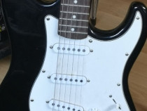 Chitară electrică nouă la husă si cablu .