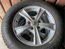 Roti de iarna complete Vw Audi Skoda Nissan Opel Bmw