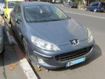 Peugeot 407 Diesel An 2005 inmatriculat Romania