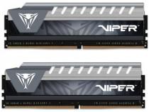 Kit Memorie RAM Patriot Viper Elite Grey 16GB DDR4 2666MHz