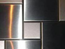 Tabla inox 0.8mm oglinda satinata Aluminiu Alama Cupru Zinc