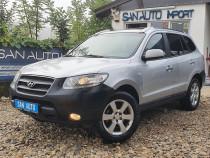 Hyundai Santa Fe / 4x4 / 2008 / 2.2 CRDi / Rate fara avans