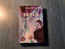 Tesla si energia libera Commander X