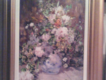 Tablou floral Popa′S