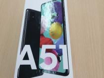 Samsung Galaxy A51, husa transparenta pentru A51