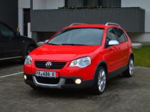 Volkswagen polo # c r o ss # 1,2# r a r facut-2008