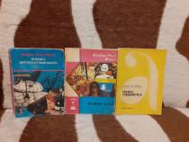Nicolae Paul Mihail carti politiste (3 vol)