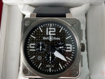 Bell&Ross BR 01-94 Chronographe Pro Fiber Black