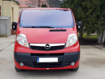 Opel vivaro 2.0 cdti 8+1 locuri an 2009 unic propretar
