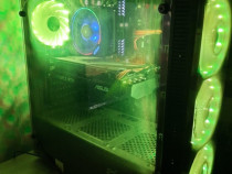 PC Gaming - Ryzen 7 - RTX 2060 SUPER OC ; Cu garantie.