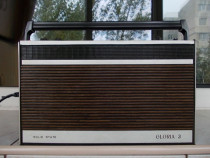 Radio GLORIA 3 portabil,5 lungimi,vintage Romania+ cadou