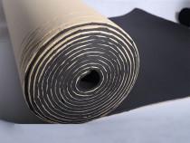 Rola insonorizant auto adeziv/ butere si material textil 1/1
