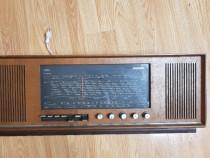 Radio stereo pe lampi hifi vintage saba konstanz