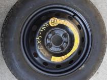 Rezerva FIAT 500-Seicento-Panda-Punto-Qubo,Lancia-R14-4x98