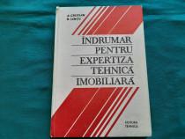Îndrumar pentru expetiza tehnică imobiliară / a. cristian/ 1
