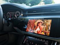 Activare redare video in mers VIM Audi Q8, A6, A7, A8