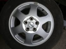 4 jenti aliaj originale de Opel Vectra B