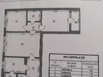 Apartament 3 camere etaj 4 drumul taberei.
