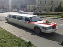 Vehicul istoric Lincoln Town Car Stretch Limousine 10metri!!