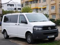 VW Transporter T5 2011 2.0TDi 140CP E5 6 trepte 3 locuri