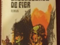 Carte Trecatoarea de Fier, de Ion Arama