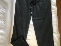 Pantaloni Zara stil joggers cu eticheta
