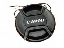 Capac frontal protectie obiectiv Canon 49mm, camera foto DSL