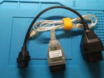 Tester interfata diagnoza BMW INPA K CAN K DCAN 20pin to 16p