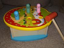 Jucarie bebe capsunica cu hârciogi