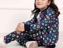 Set/compleu 3 piese copii Louis Vuitton, varsta 4-12ani