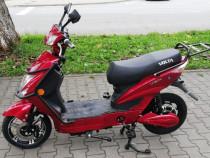 Scuter Electric (Bicicletă) Cu Pedale Voltarom Fara Permis