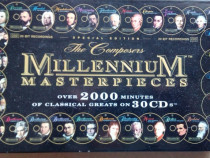 Millennium masterpieces - 30 cd-uri muzica clasica