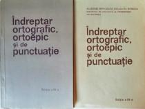 Indreptar ortografic, ortoepic si de punctuatie, ed. 3 + 4