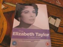 ELIZABETH taylor,box set,dvd sigilat,4 filme,steve mcqueen,