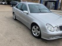 Mercedes e 270 cdi avantgarde automatic