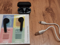 Casti Bluetooth,BT v5.0,compatibil Android si iOS,Touch,Nou!
