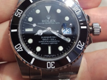 Ceas Rolex Submariner 40 mm geam Safir bezel Ceramic