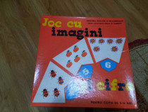 Joc vechi românesc * joc cu imagini/ anii 1980