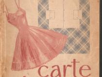 Ecaterina Tomida-Carte de lenjerie