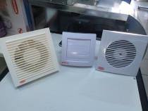 Ventilator plastic pentru baie