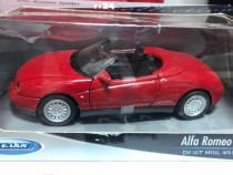 Macheta scara 1/24 Alfa Romeo