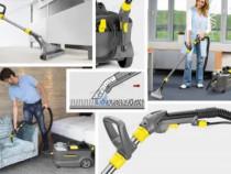 Curățare / Iginizare la domiciliu  abur & Injecție-Extracție