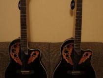 Chitare electro-acustice cu spate rotunjit Harley Benton HBO