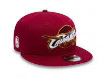 New Era 9Fifty Nba Cleveland Cavaliers Team Classic Snap